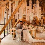 Ślub w stylu boho – sesja w Folwarku