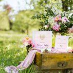 Magiczny ślub w ogrodzie botanicznym