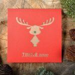 Kartki świąteczne laserowane